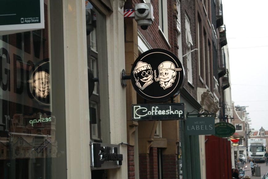 Amsterdam will Zugang zu Coffeeshops für Touristen beschränken