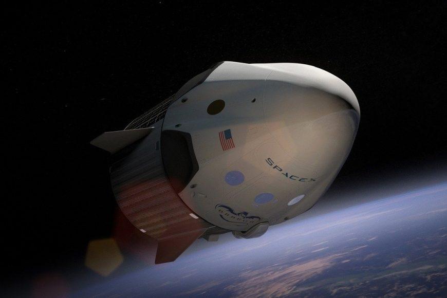 SpaceX liefert Cannabis an die ISS